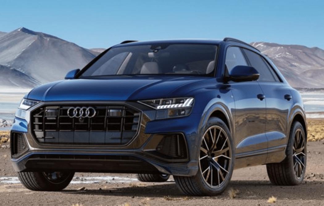 2020 Audi Q8 New York Auto Show