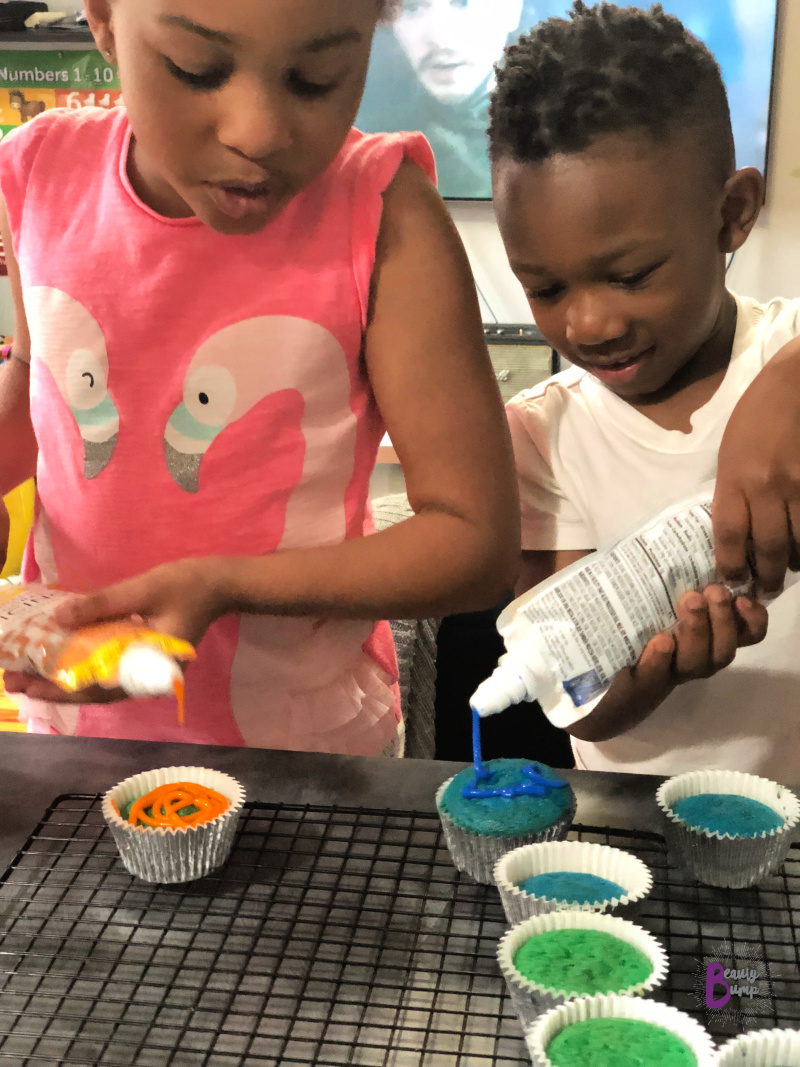 UglyDolls Movie Cupcake Decorating
