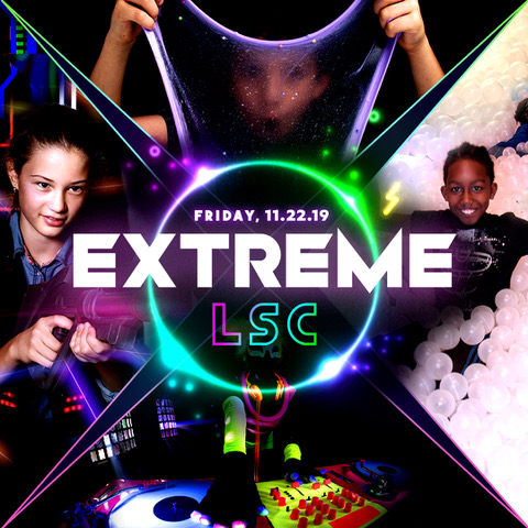 Kids love laser tag, slime, and ball pits. Every 4th Friday they can experience it all at Liberty Science Center's newest adventure: EXTREME LSC #ExtremeLSC