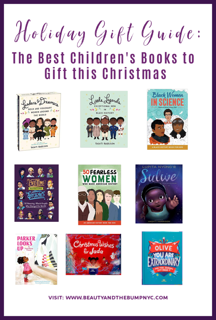Every child deserves the gift of a new book. Books teach, spark imagination, and allow for much needed screen-free time. Books are the perfect gift to give this Christmas.  I've curated a list of the Best Children's Books to Gift this Christmas. Books that inspire, teach history and take kids on a journey.
