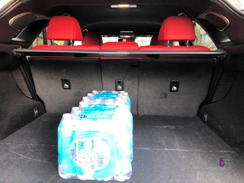 Lexus RX 450 h F Sport Anchor Car Seats