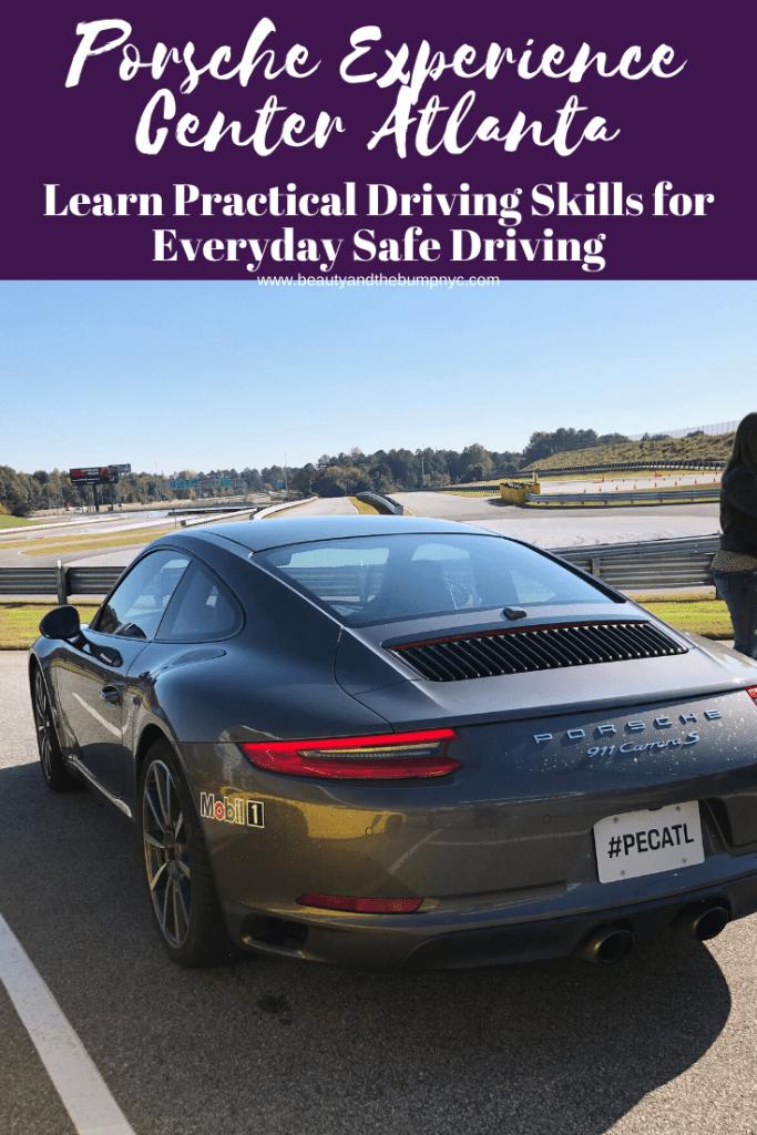 Porsche Experience Center Atlanta_ Learn Practical Driving Skills for Everyday Safe Driving 911 Carrera S #Porsche #GirlsDrivePorsche