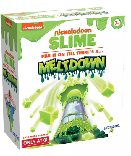 Target Exclusive Nickelodeon Meltdown Board Game for family game night