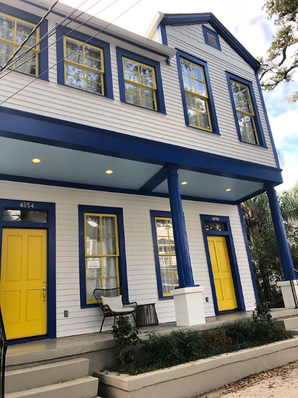 If your family is traveling to New Orleans and looking for a kid-friendly option, check out Sonder Magazine Street. Good for Families with Small Children. #FamilyTravel #NOLA
