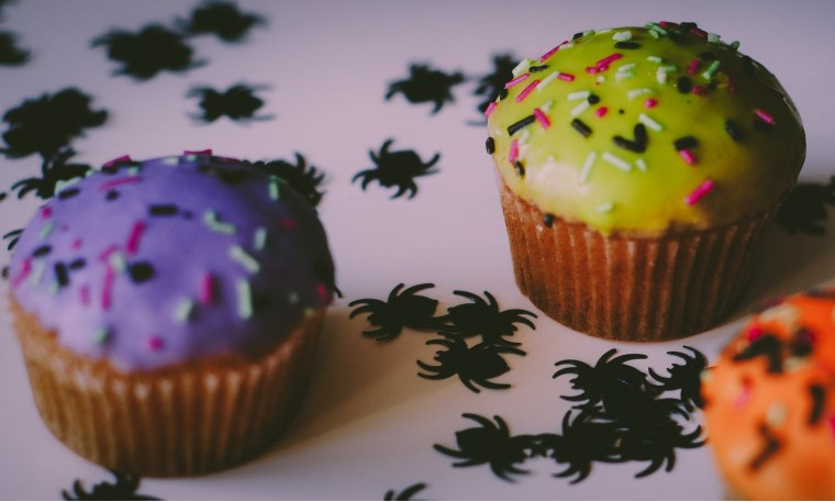 Halloween Cupcake Feature Image