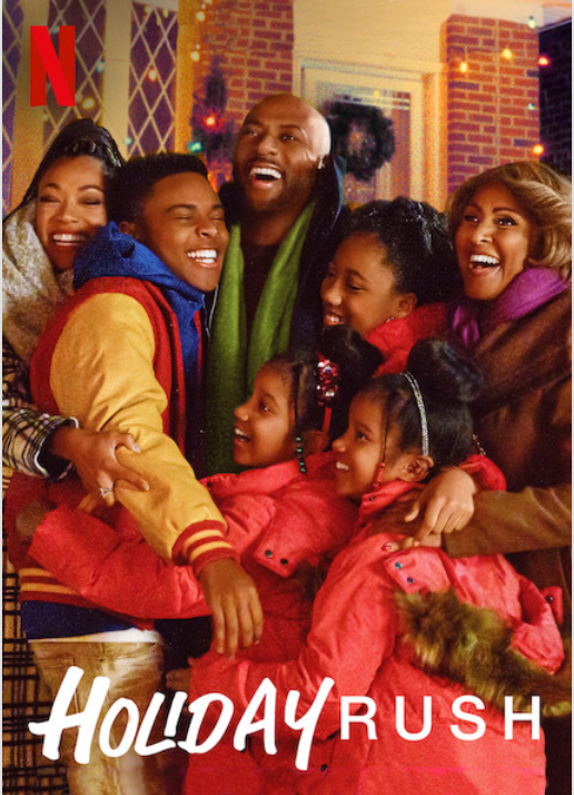 Last holiday season we enjoyed watching Holiday Rush. This Netflix movie is a great way to teach families the reason for the season: family. DJ Rush Williams, a popular New York radio DJ is raising his four kids after losing his wife. DJ Rush loses his job and can no longer afford their lifestyle, and move in with his mom. The experience of living a simpler life at first causes a rift but eventually pulls the family back together.