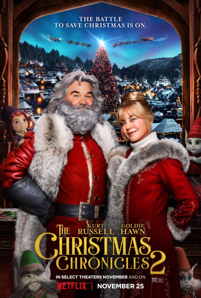 The Christmas Chronicle Two Holiday Movie on Netflix