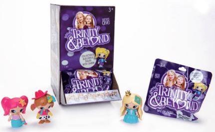 Trinity & Beyond Custom Buildable Mini Figure Blind Bag