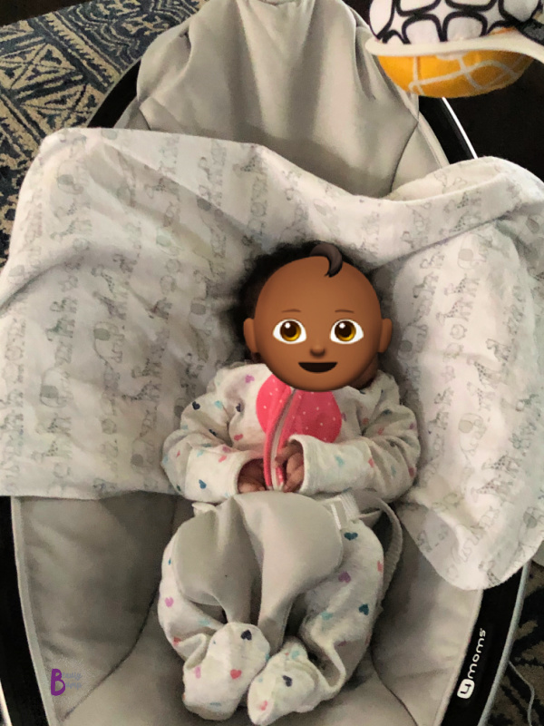 I'm sharing my experience with the 4moms mamaRoo one of the most popular baby swings. Spolier alert: Not all babies like this baby swing