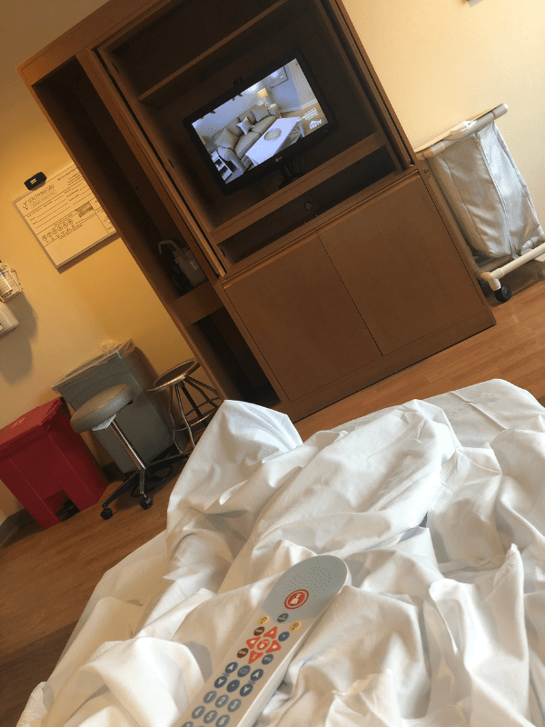 I wanted to share a positive natural birth story with you because the last thing an expectant mom needs is to be terrified of birth without an epidural.