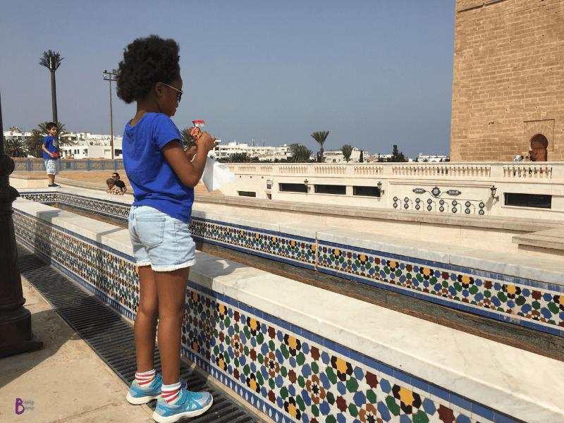 Rabat Morocco - Hassan Tower