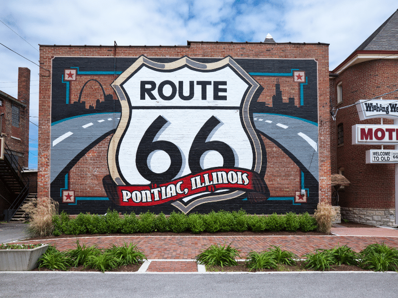 Historic Route 66 50 States Attractions and Landmarks