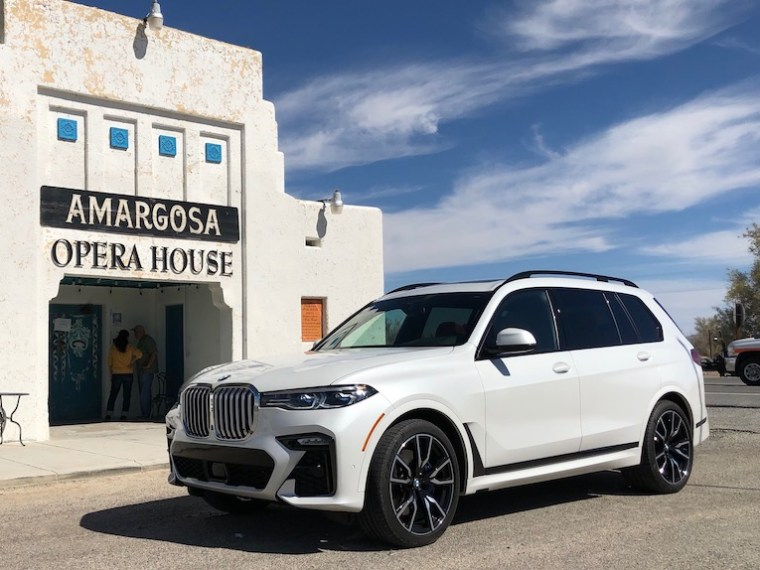 BMW X-7 Luxury Family SUV The best family-friendly SUVS are easier to discover than you think. Go ahead and check out these options for SUVs!