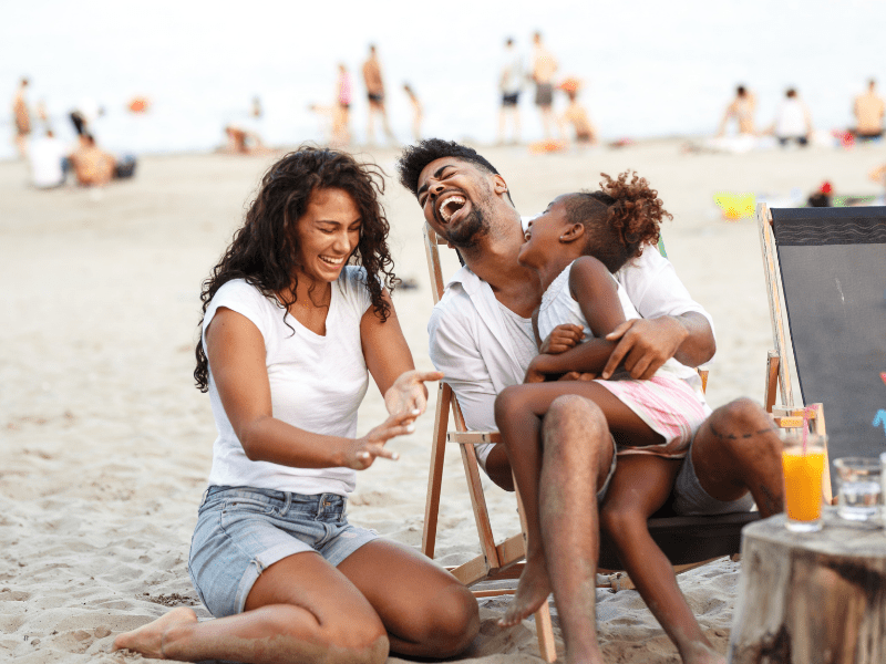 Planning a trip to Tampa? Check out this list of Top Family-Friendly Beaches in Tampa to help with your planning @VisitTampaBay #UnlockTampaBay #FamilyTravel #LoveFL