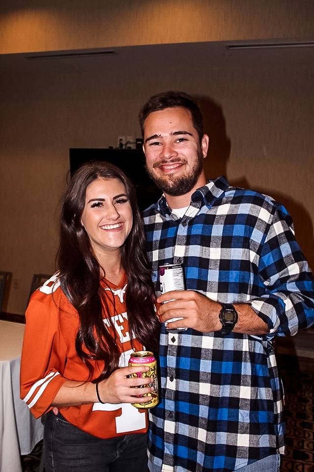 My weekend in Dallas including the TX vs. OU game, Red River Shootout, the Texas State Fair, mimosas, and my best friend's gorgeous wedding #dallas #wedding #texasstatefair #statefair #weddingguest #outfit #weddingdress #travel #travelguide