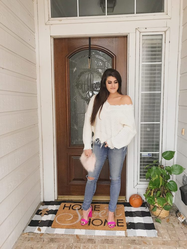 Sharing my favorite spring outfits for every occasion! #favoritespringoutfits #springoutfit #springoutfits #springfashion #springstyle #blogpost #outfit #outfitinspo #ootd #ootdinspo #fashion #style #fashionblog #styleblog #cuteoutfits #trendyoutfits