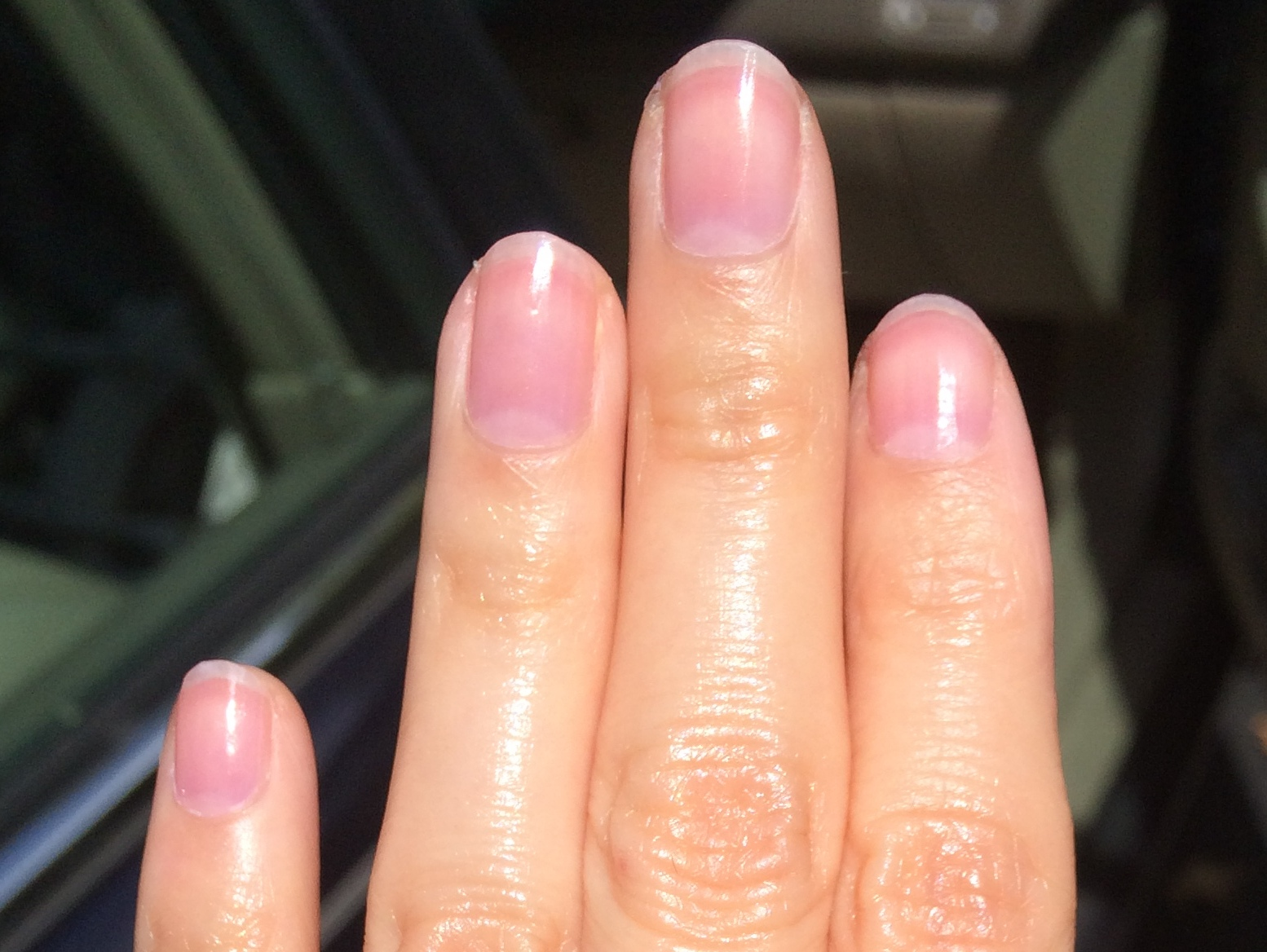 Worth It Dior Nail Glow Review BeautyandtheCats Beauty