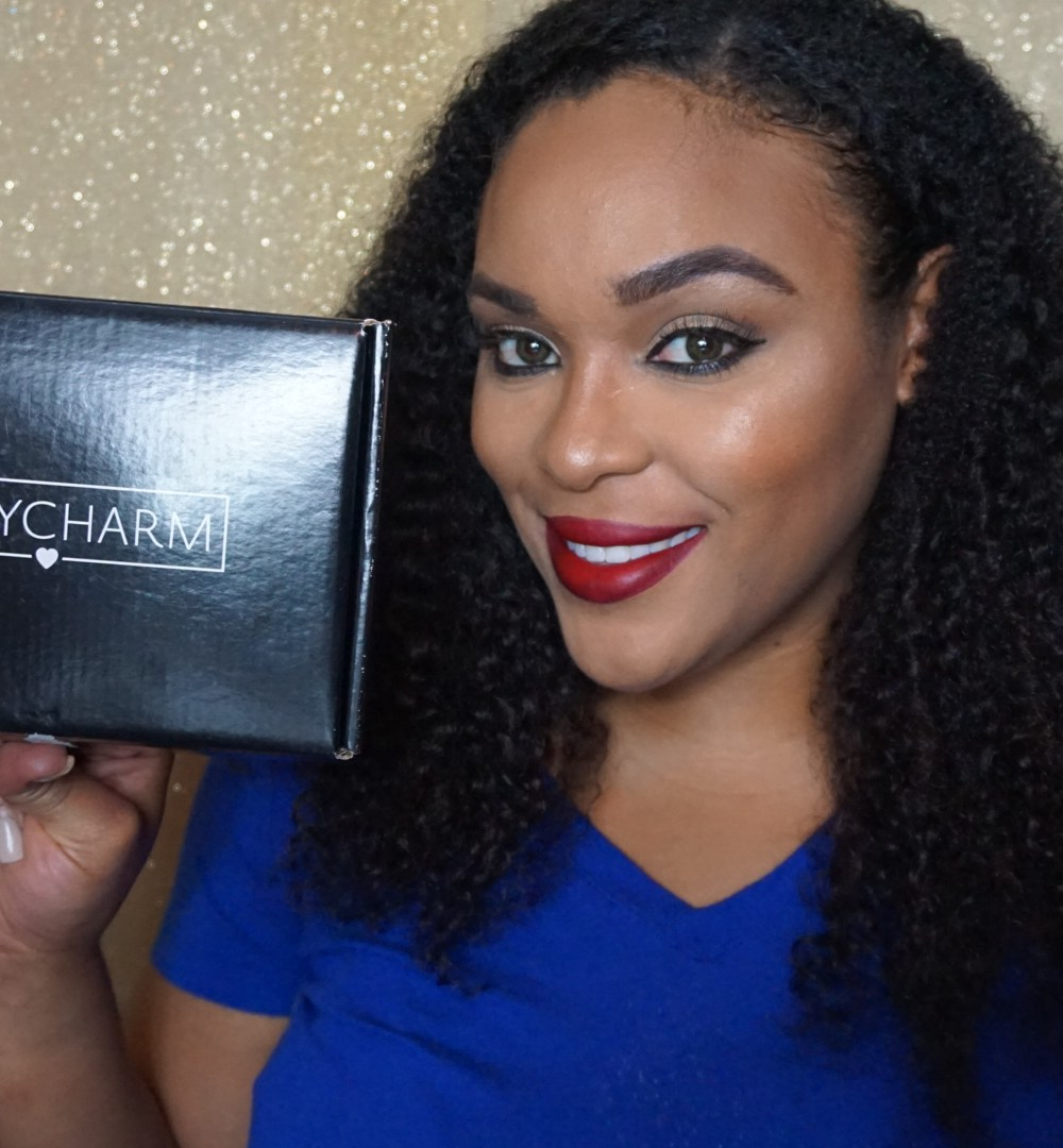 GRWM: Using my BoxyCharm July
