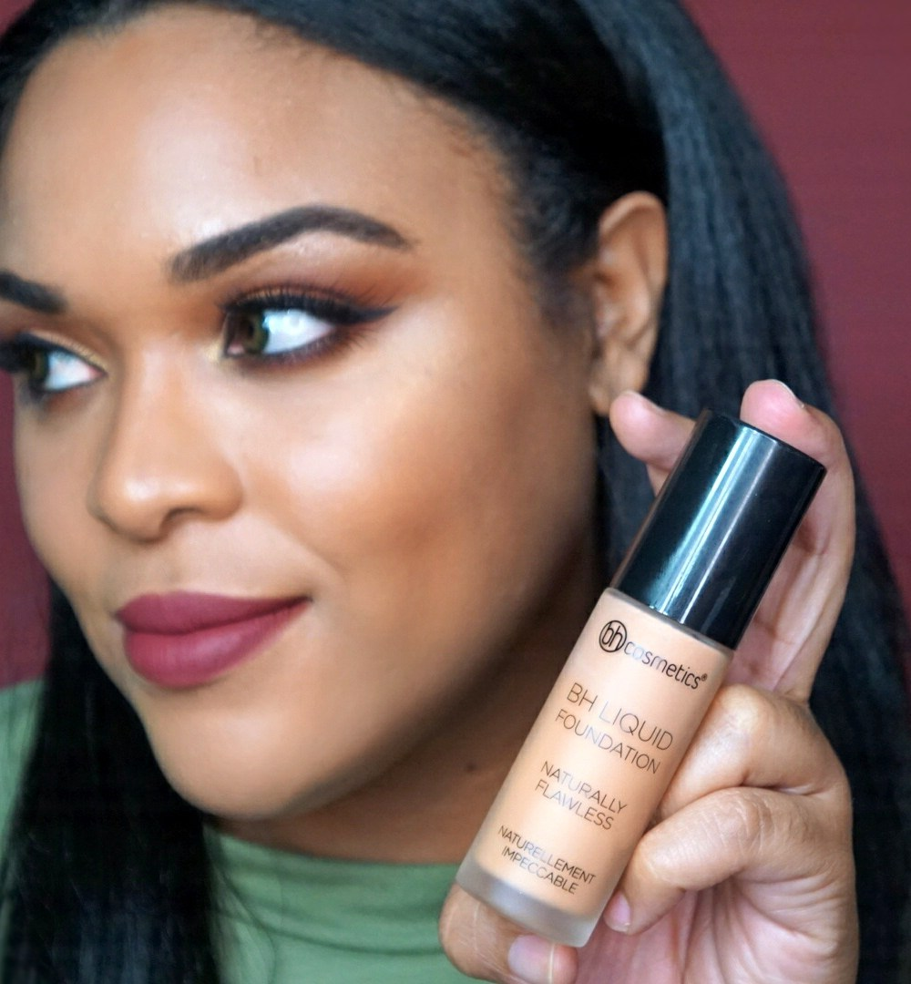 NEW BH COSMETICS FOUNDATION | Naturally Flawless Foundation