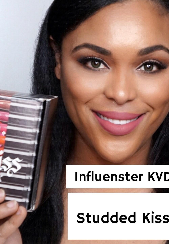 Kat Von D Studded Kiss Creme Lipstick| New Formula
