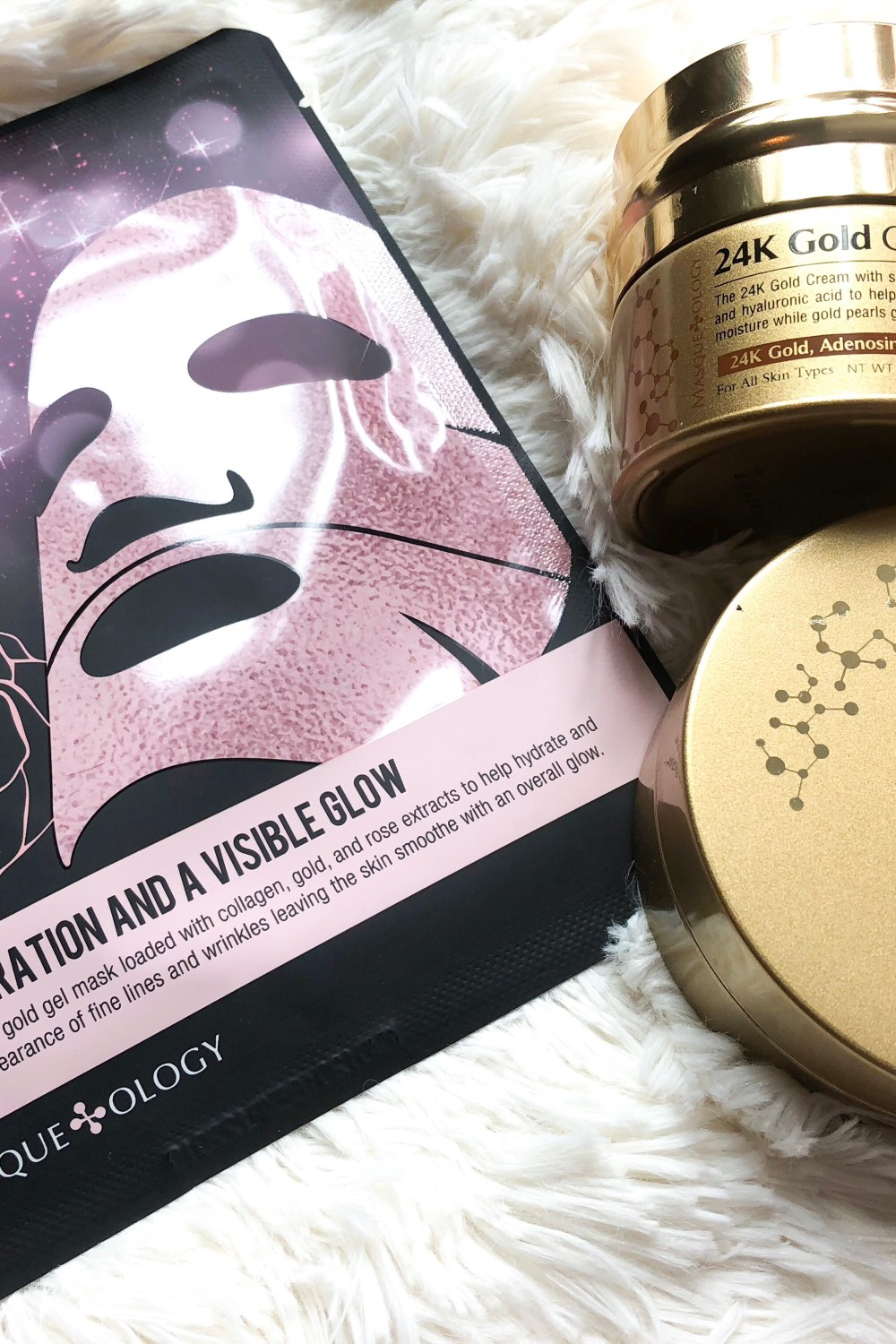 Masqueology Wild Rose Hydro-Gel Gold Mask| Everything You Need to Know