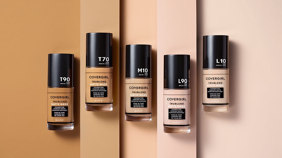 CoverGirl True Blend Matte Made |New Foundation