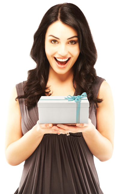 girl-smiling-with-a-gift
