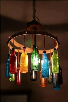 bottles-light
