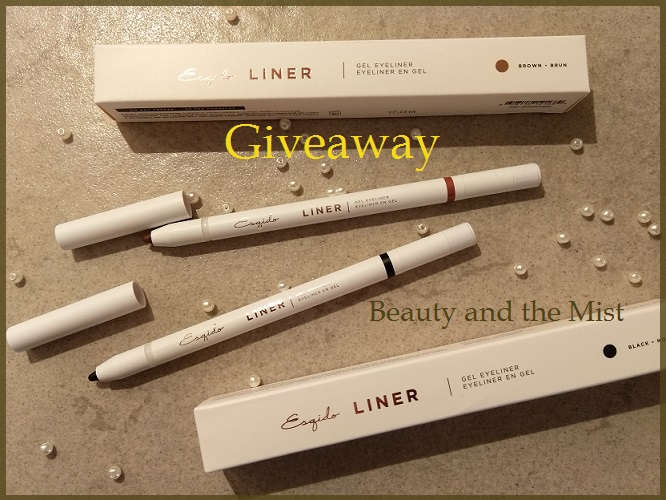 Esqido Gel Eyeliner Pencils Review & Giveaway (International-2 Winners)