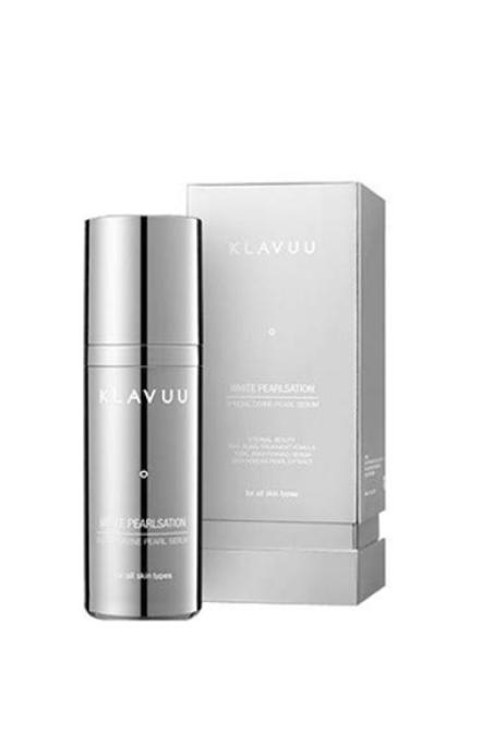 Klavuu White Pearlsation, pearl-infused serum for glowing skin