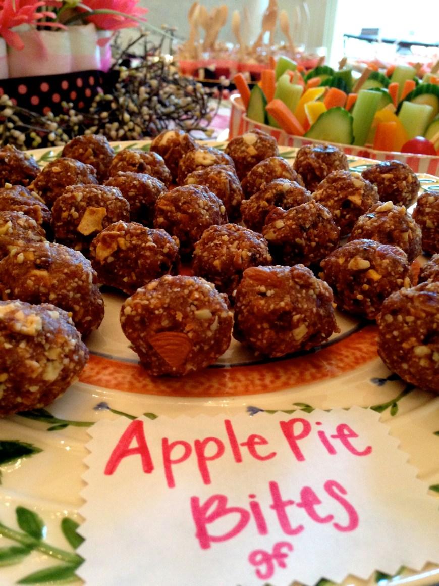 Apple Pie Cookies by BeautyBeyondBones #healthy #glutenfree #vegan #paleo #raw #dessert #vegetarian #edrecovery #energybites #food