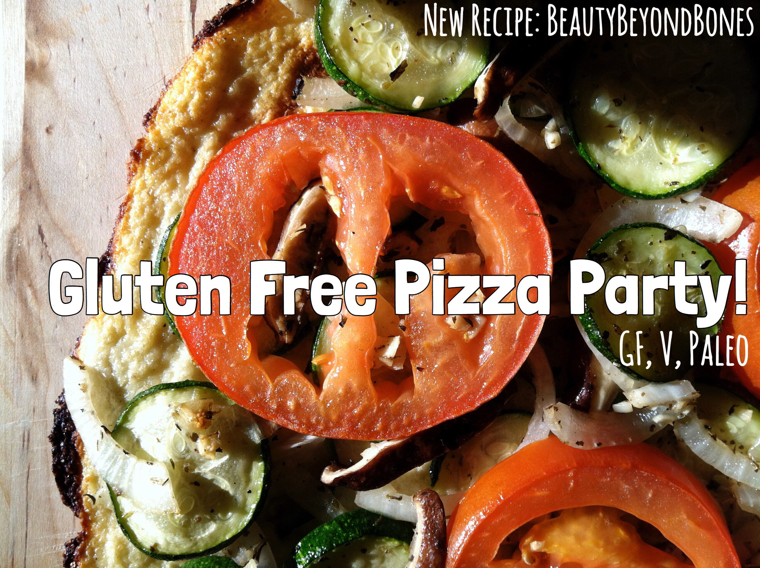 Gluten Free Pizza Party!