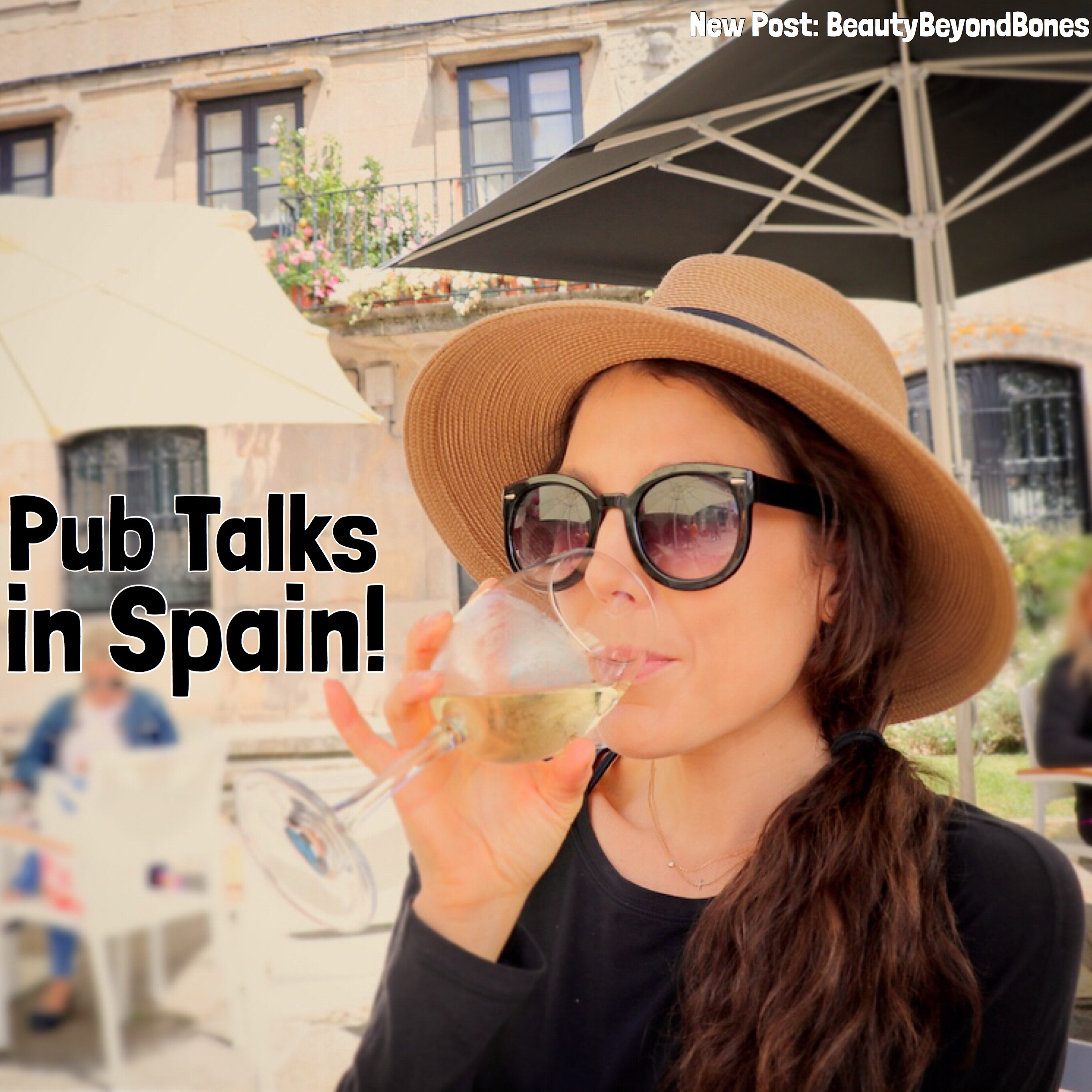 Pub Talks in Spain!
