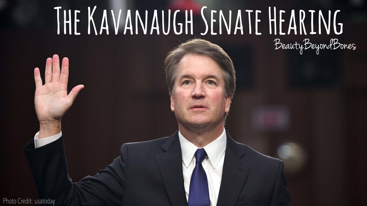 The Kavanaugh Senate Hearing