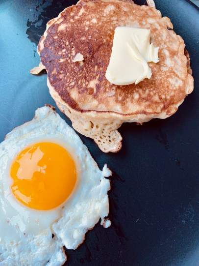 Light and fluffy, classic pancakes are fast and easy to whip up for breakfast, brunch, or dinner! Budget friendly and super delicious, make this classic breakfast staple today! #breakfast #food #brunch #Pancakes #cooking #yum