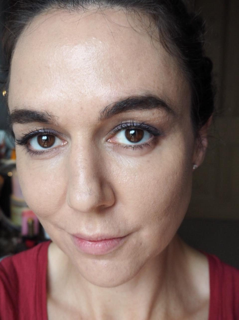 No7 beautifully matte foundation blog review foundation worn