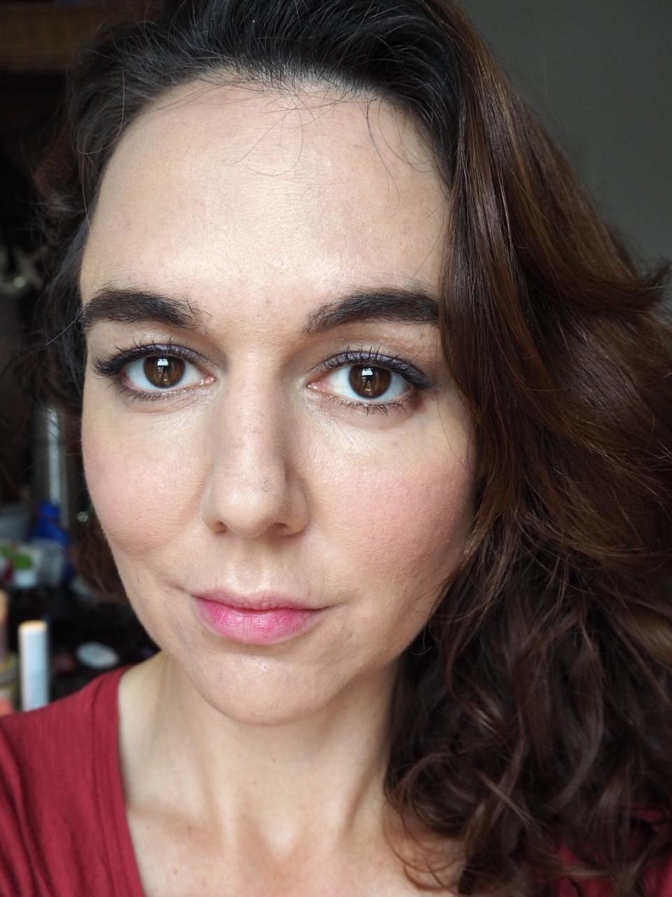 No7 beautifully matte foundation blog review full face makeup