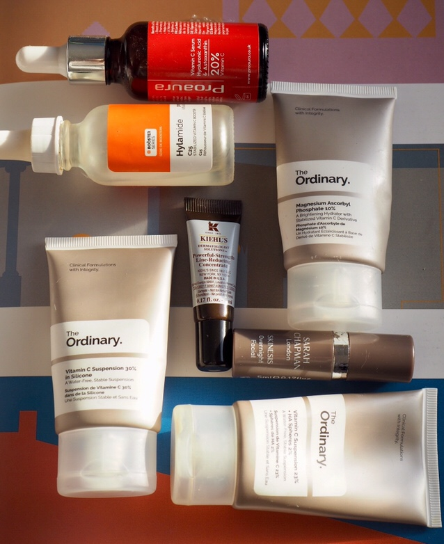 Which The Ordinary Vitamin C Product Should I choose For My