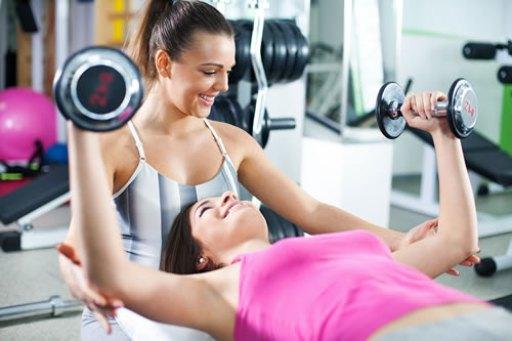 女性 パーソナルトレーニング