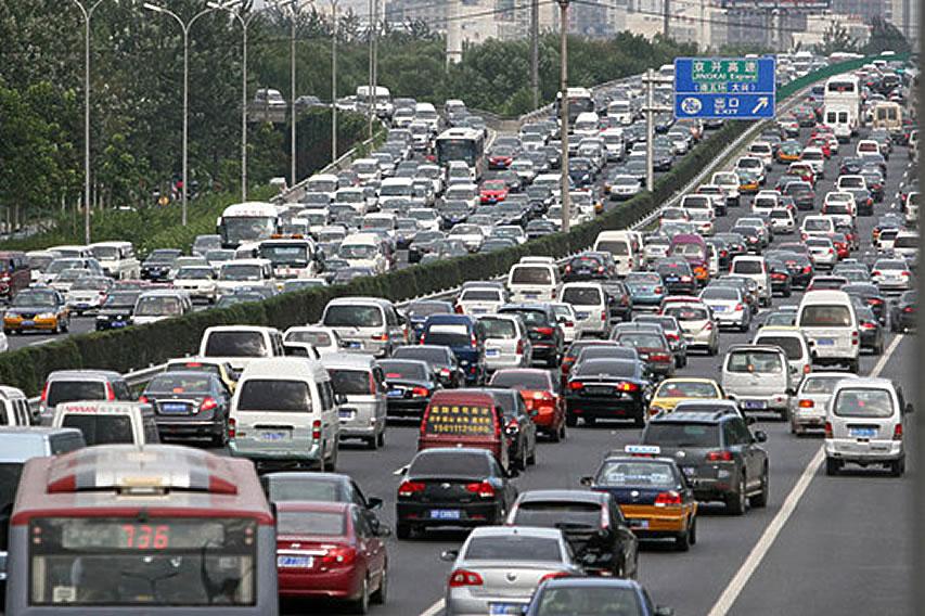 渋滞 混雑