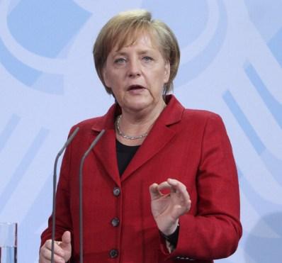ドイツ アンゲラ・メルケル首相