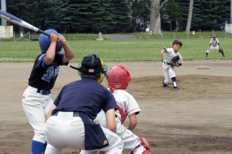 少年野球 スポーツ