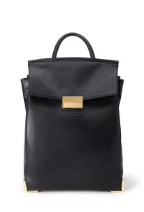 Faux Leather Backpack (32.80)