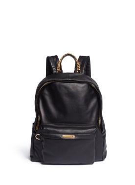 Sophie Hulme Chain Detail Backpack ($1041.42)