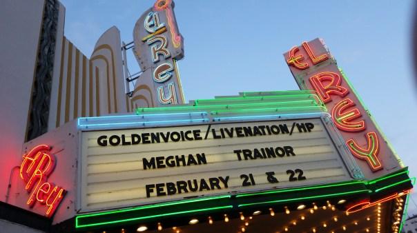 Meghan Trainor concert