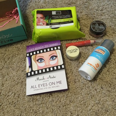 Products received