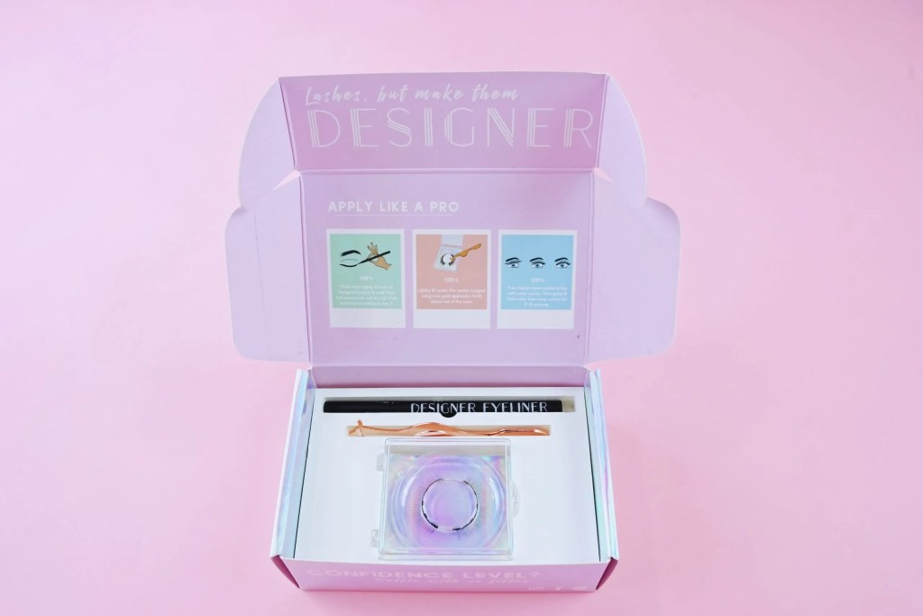 Designer Lashes Kit
