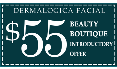 Beauty Boutique Introductory Offer $55 Facial
