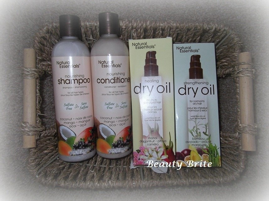 Natural Essentials Hair Care