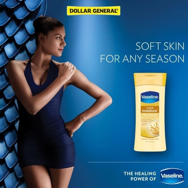 Dollar General & Vaseline want you to have Soft Skin for Any Season